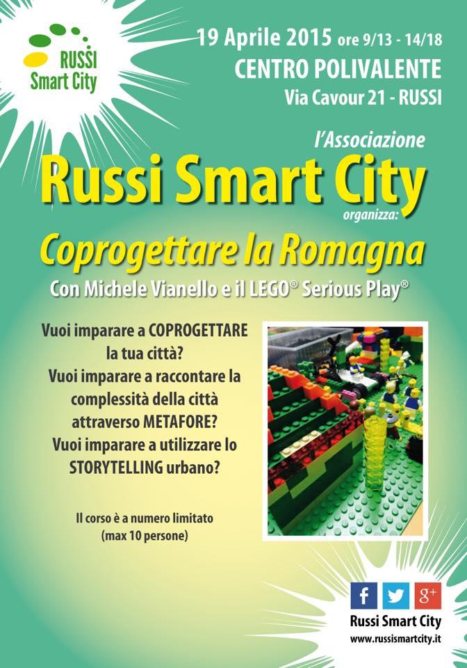 michele vianello lego serious play smart city