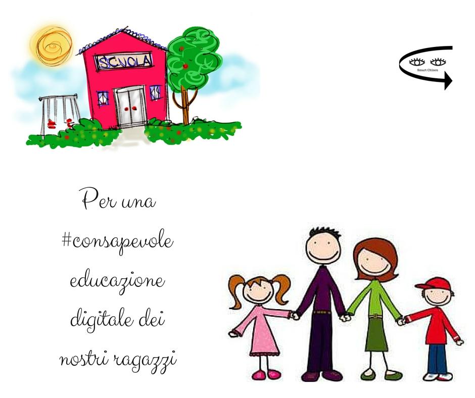 educazione + digitale + michele + vianello