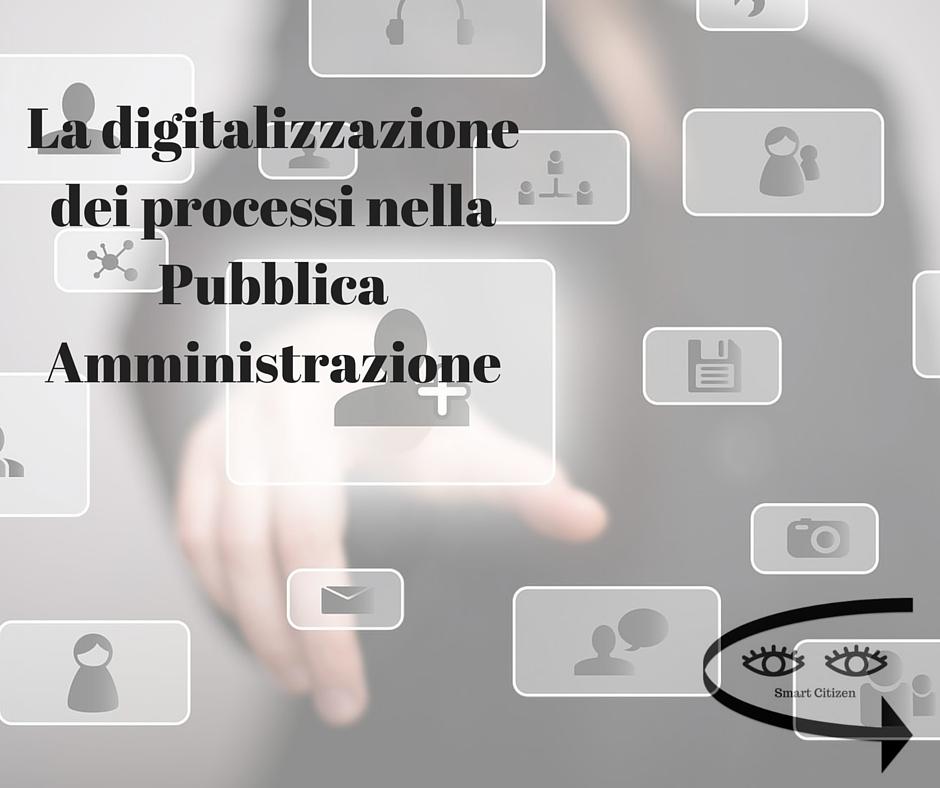 michele + vianello + digitalizzazione + processi