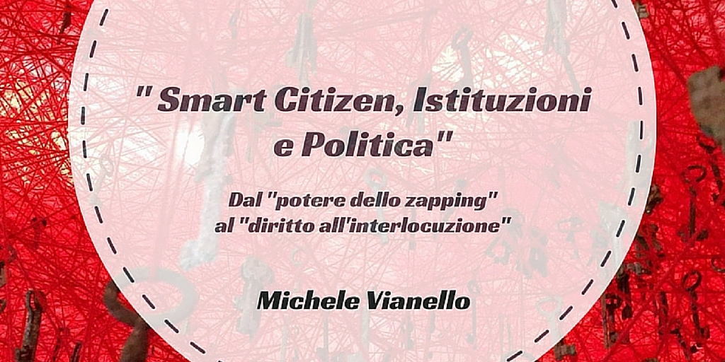 Michele Vianello + book + smart + citizen