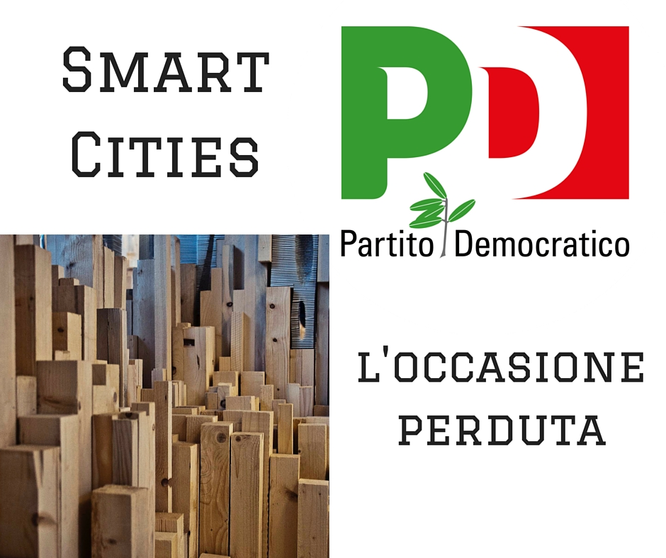 Michele Vianello + Partito Democratico + Smart Cities