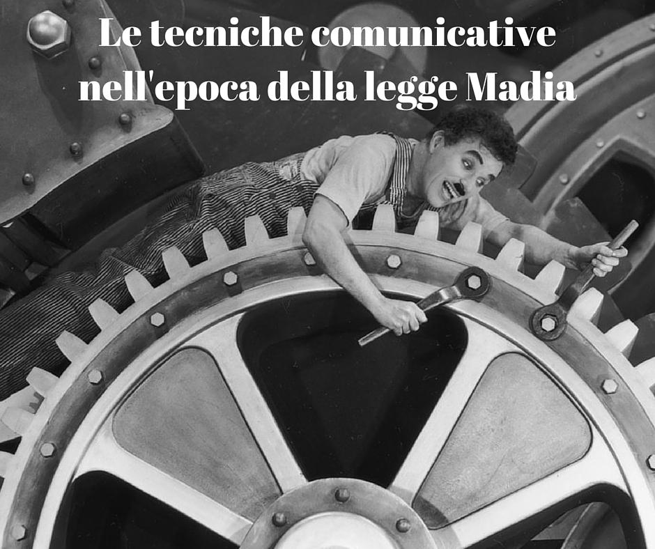Michele + Vianello + digitale + Madia + comunicazione