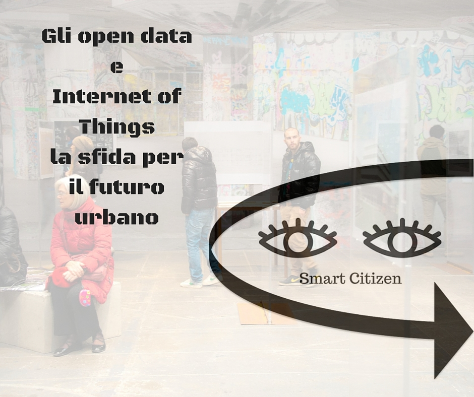 michele + vianello +open data + IOT