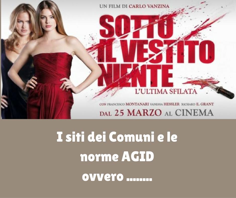 Michele + Vianello + AGID + Madia + Siti + Comuni