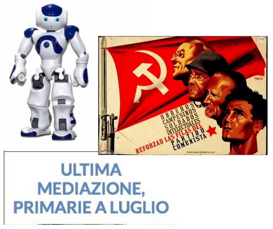 Michele + Vianello + digitale + dati + PD