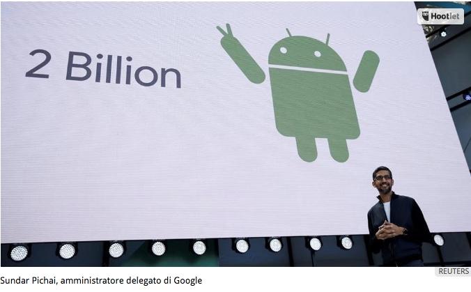 Google + Michele + Vianello + Dati