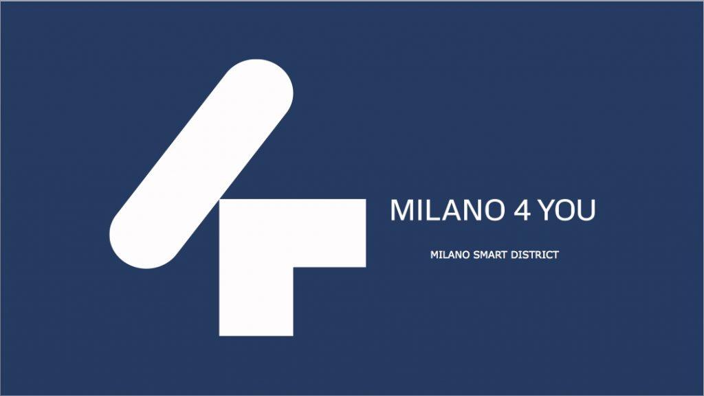 Milano 4 You + MIchele Vianello + smart city