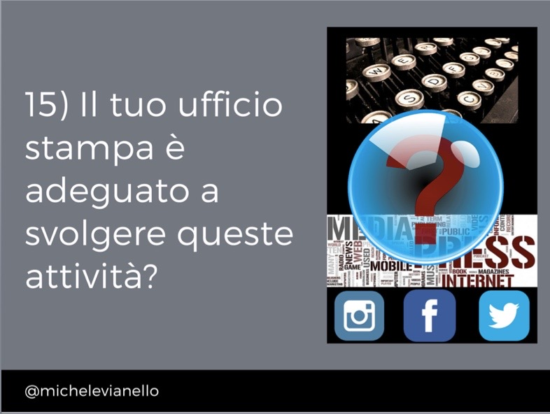 michele + vianello + social + network